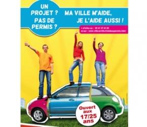 Aide au permis de conduire Avrillé