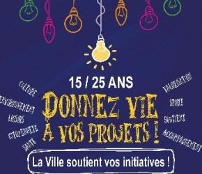 Bourse initiative - Château-Gontier Bazouges