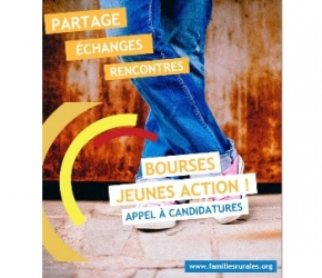 Bourse Jeunes Action !