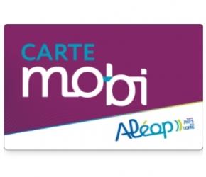 Carte Mobi - Aléop en Pays de la Loire