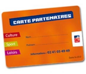 Carte Partenaires/Cezam - Angers