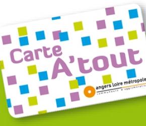 Abonnements Irigo 6-25 ans - Angers Loire Métropole