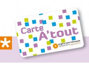 Abonnement Irigo Demandeurs d'emploi, Stagiaires de la formation professionnelle et personnes à faibles revenus - Transports Angers Loire Métropole