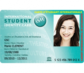 carte etudiant en france