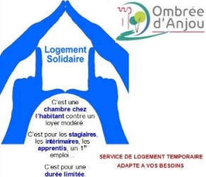 Logement Solidaire Ombrée d'Anjou