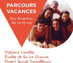Parcours Vacances - Aide aux vacances pour les jeunes en insertion