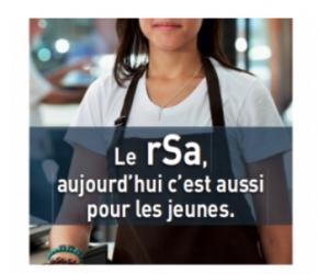 RSA jeune actif