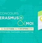 Concours Erasmus+ et moi