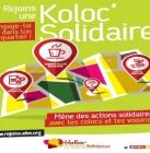 Kolocations à Projets Solidaires : il reste des places sur Nantes Nord
