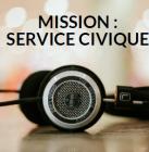 Stay tuned Service civique 72