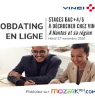 Vinci recrute ses futurs stagiaires à Nantes