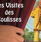 Les Visites des Coulisses à Nantes - Programmation novembre & décembre 2016