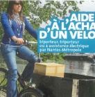 Subvention pour l'achat d'un vélo biporteur, triporteur, cargo ou familial - Nantes métropole