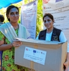 EU Aid Volunteers - Volontaires de l'aide de l'UE