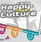 Carte Happy Culture La Flèche