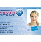 Carte IYTC - International Youth Travel Card