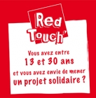 Red Touch' - Aide aux initiatives / projets solidaires
